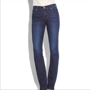 Lucky Brand Brooke dark wash jeans, 12